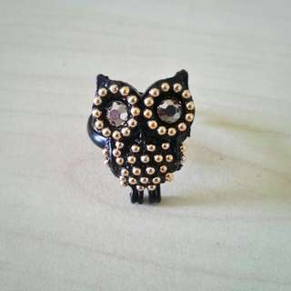 [New] Owl Ring