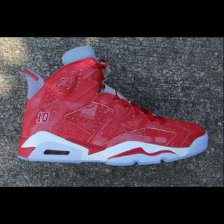 (SOLD OUT) Air Jordan 6 SLAM DUNK Pre Order! Very Limited Release!