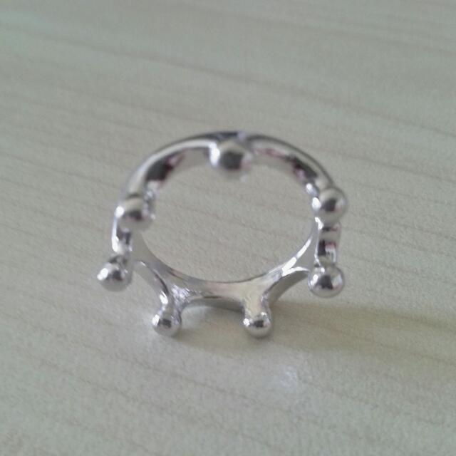 [New] Crown Ring