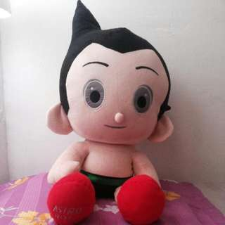 Price Reduced Astro Boy Stuffed Toy
