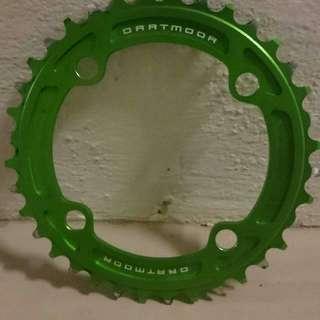 Dartmoor 36T Chain Ring