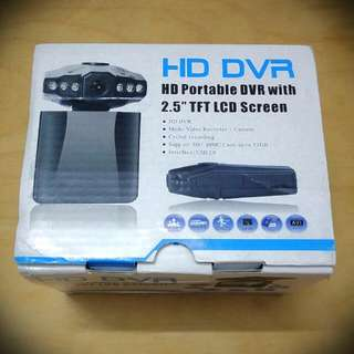 Car HD Video Recorder (accident precaution and safety device)