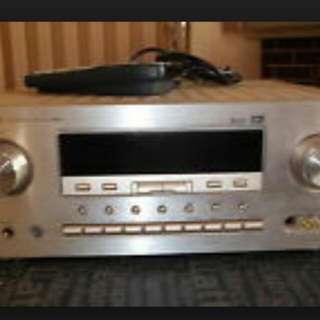PRICE REDUCED $1099 !!!!Mordaunt Short UK speakers and Marantz SR7000 Receiver Amplifier (Made In Japan)