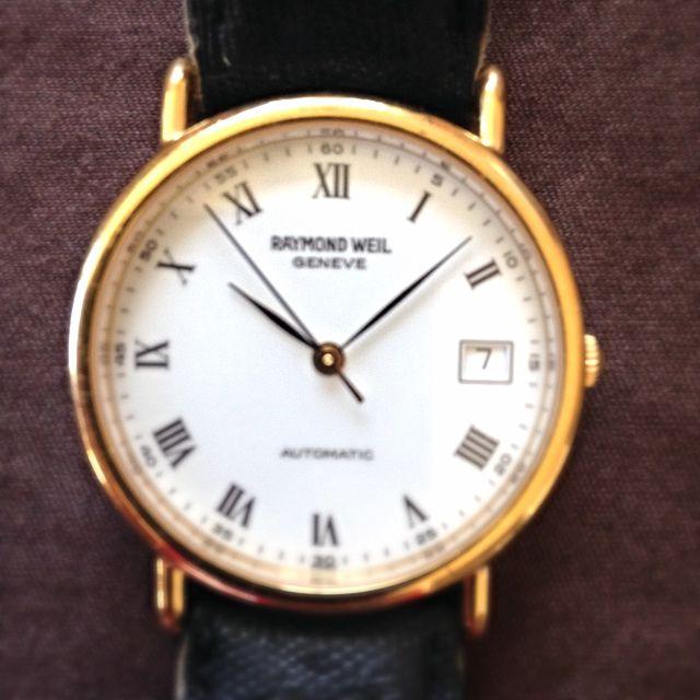 Authentic Swiss Watch Raymond Weil