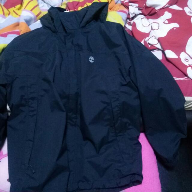 cubo Culo Alrededor  Timberland Waterproof Jacket, Men's Fashion on Carousell