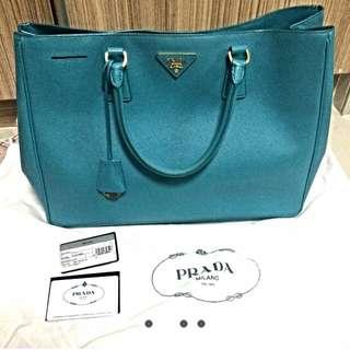 9f65f671f173 PRADA Saffiano Lux Shopping Tote - Limited Edition