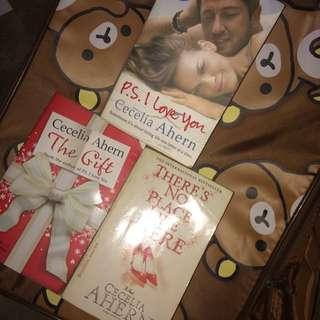Cecelia Ahern Novels / Books