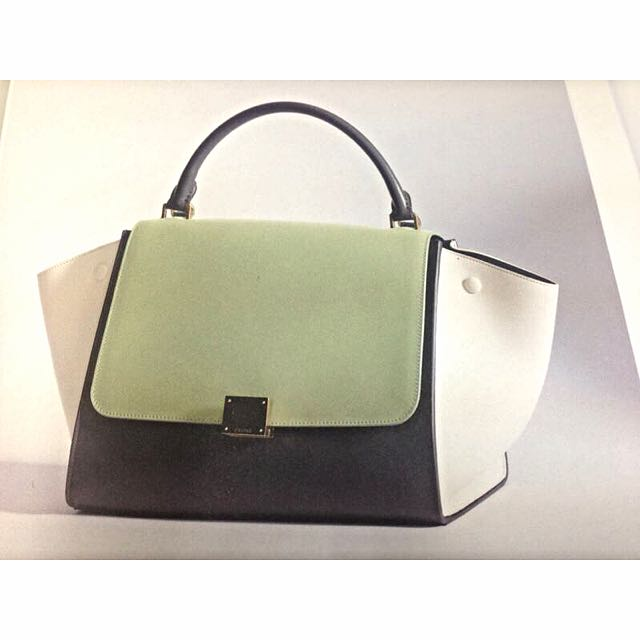*REDUCED* Celine Trapeze (New)