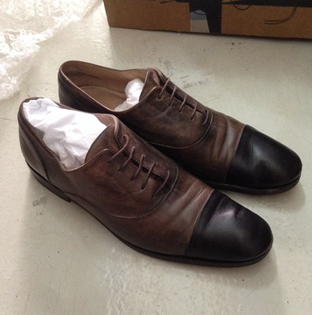 Mr Hare Miller High Shine Leather Cap Toe Oxford   Common Projects Church's Trickers Mark McNairy