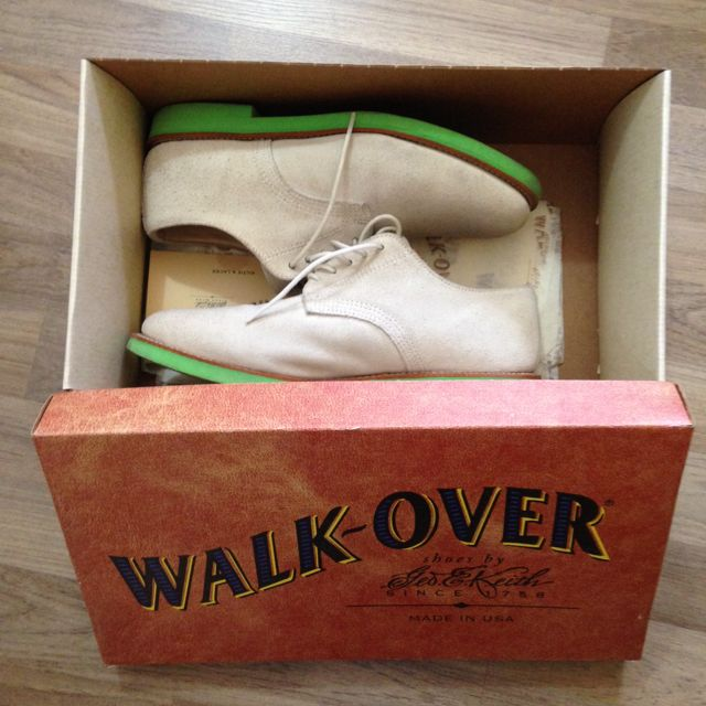 Walk Over Derby 100   Mark McNairy Sanders & Sanders Trickers Common Projects Dr Martens