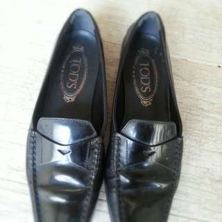Tods Ladies Shoes In Excellent Condition 8/10