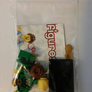 Lego Minifigures Series 6 Leprechaun