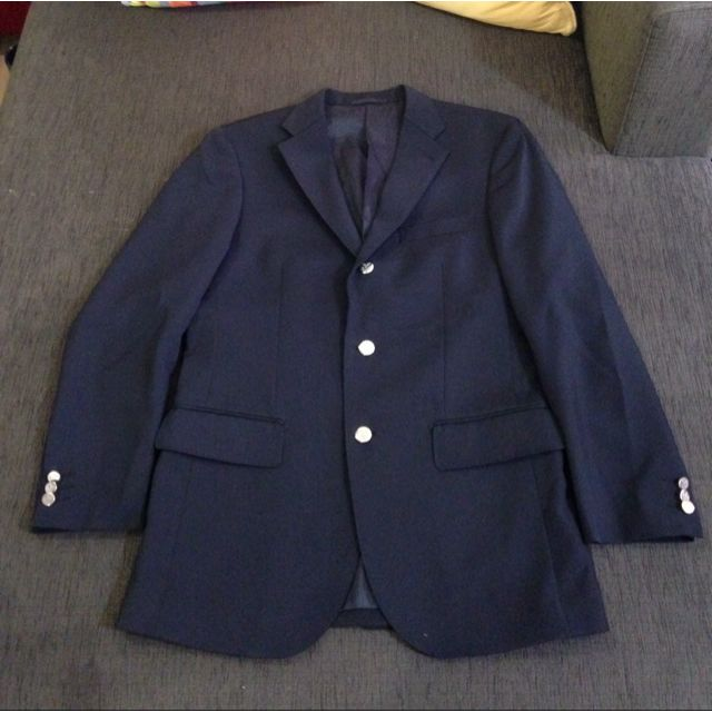 Uniqlo 3 Button Blazer   Zara H&M Topman