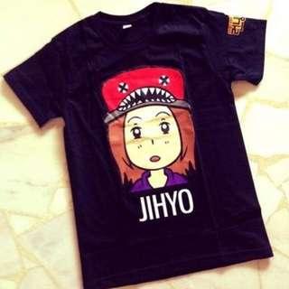 Running Man T-Shirt (Song Ji Hyo)
