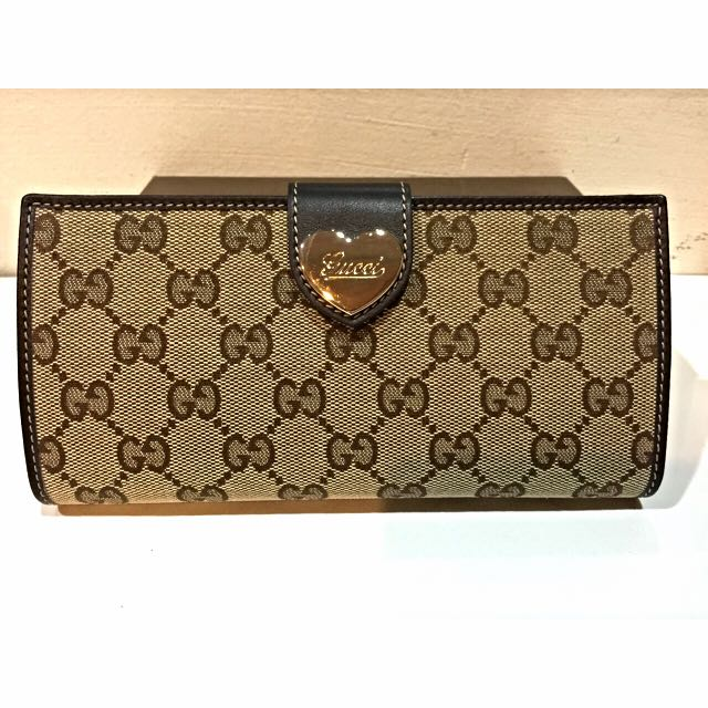 Gucci Wallet (New)