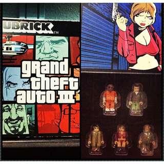 Grand Theft Auto Kubrick