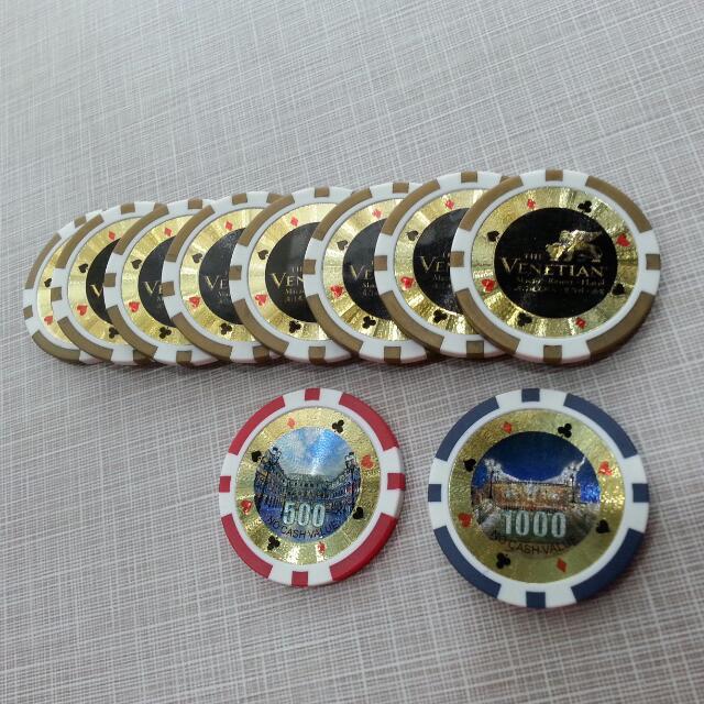 macau casino chip