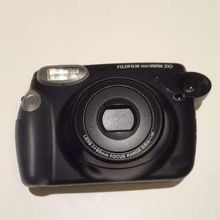 Spoilt Fujifilm 210