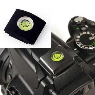 BN INSTOCKS HDE Flat Circular Bubble Level for Camera/SLR/DSLR Hot Shoe
