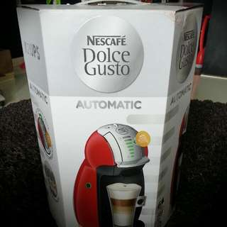 Nescafe Dolce Gusto Automatic (Brand New!)