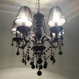 (Reserved) Chandelier Hanging Lamp