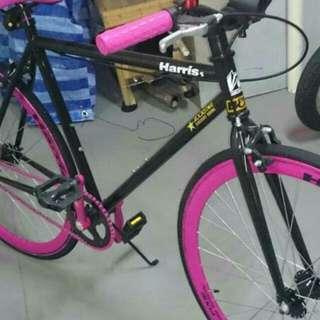 Fixie Pink Racer BIKE