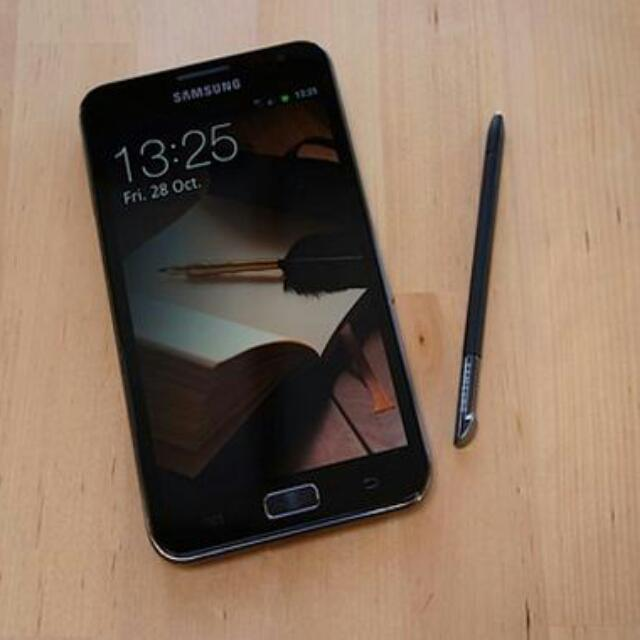 Samsung Galaxy Note One