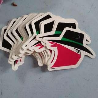 Skoal Bandit Stiker