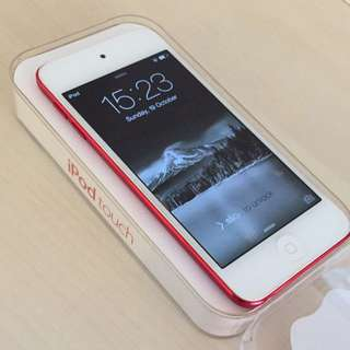 iPod touch RED 5th gen 32GB
