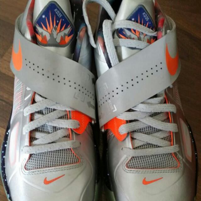 c0332d7c2f5e Nike Zoom KD 4 IV Galaxy All-star