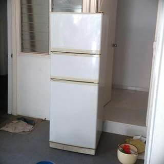 Fridge - Good Working Condition Going Cheap. Need To Clear Urgently By Tue!!!