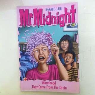 Mr. Midnight #22