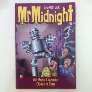 Mr. Midnight #20