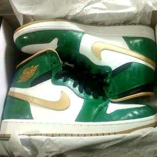 Air Jordan 1 Celtics US9