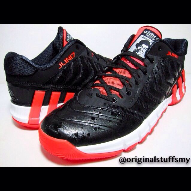 promo code d8291 42e06 Adidas Crazyquick Low 2 Jeremy Lin PE, Sports on Carousell