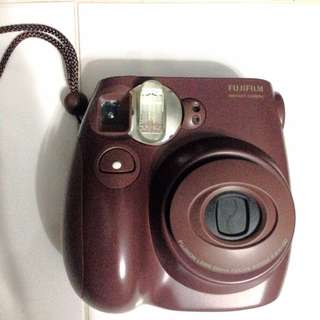 Instax Mini 7s In Choco Brown