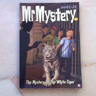 Mr. Mystery #1