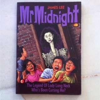 Mr. Midnight #33
