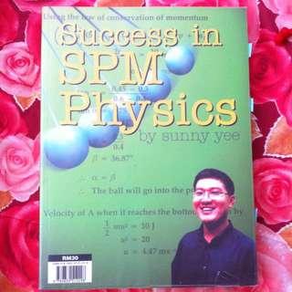 Success in SPM Physics