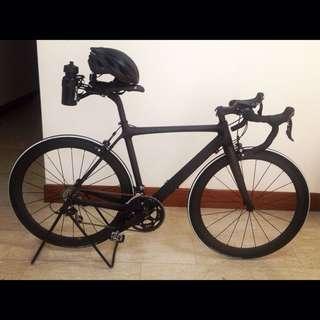 Full Carbon Custom Roadbike