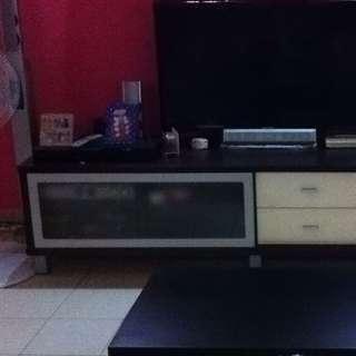 2M Long TV Console