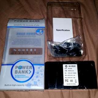 Unused Power Bank 50000mAh