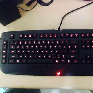 Razer Anasi Keyboard with Backlighting