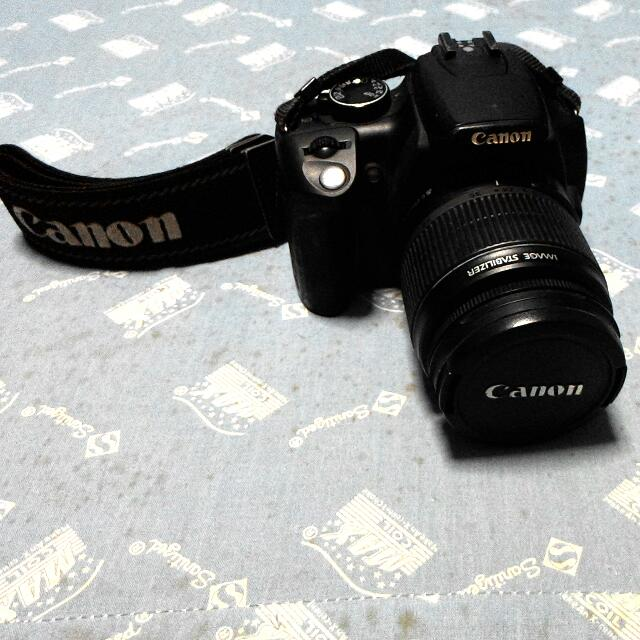 Classic - Canon 350D SLR with IS Lens
