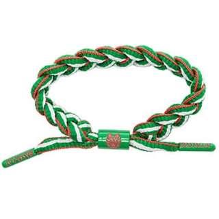 Rastaclat Hecho Mexico Shoelace Bracelet