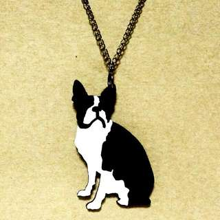 Le French Bulldog Necklace
