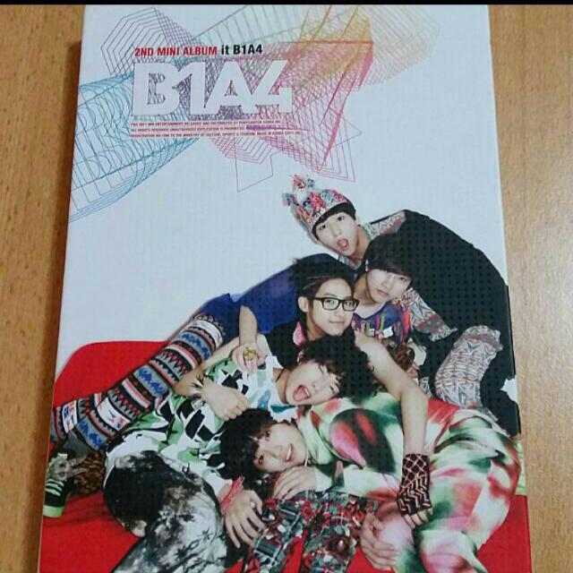 itb1a4 album & poster