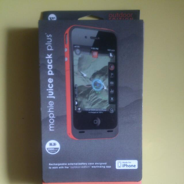 huge selection of cf2d3 a7338 Mophie Juice pack Plus , Electronics on Carousell
