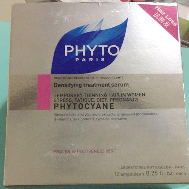 Phyto Paris Anti Hair Loss Serum Health Beauty On Carousell