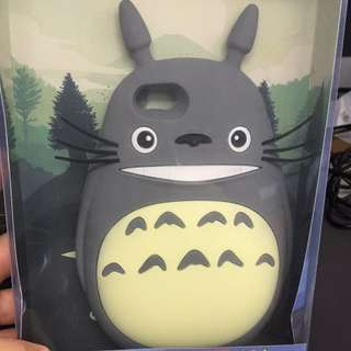 BN Iphone6 Totoro Rubber Cover